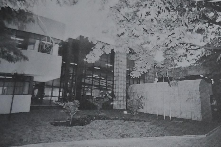 Inauguração da Câmara Municipal de Maringá - 1994