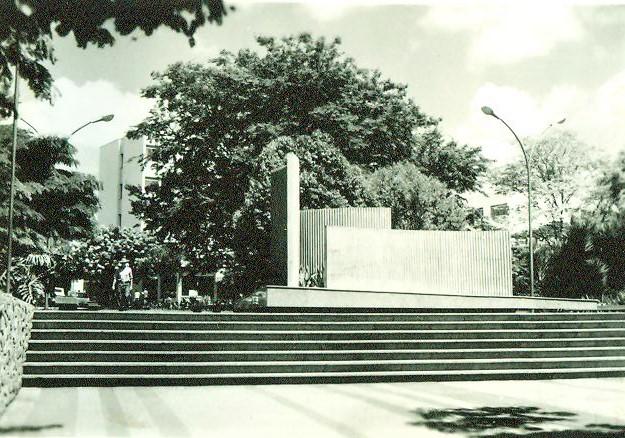 Praça José Bonifácio - 1972