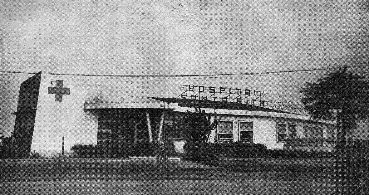 Hospital Santa Rita - 1962