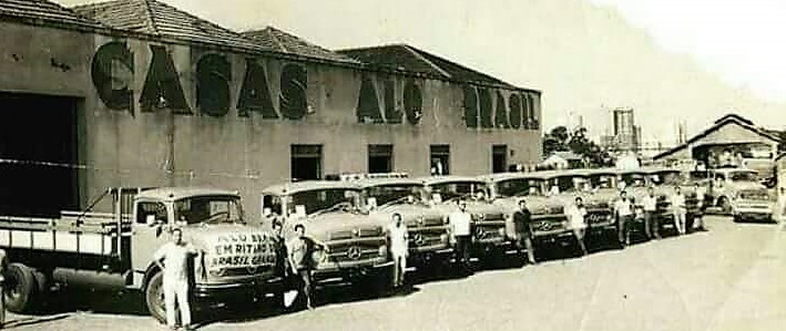 Casas Alô Brasil - Final dos anos 1970