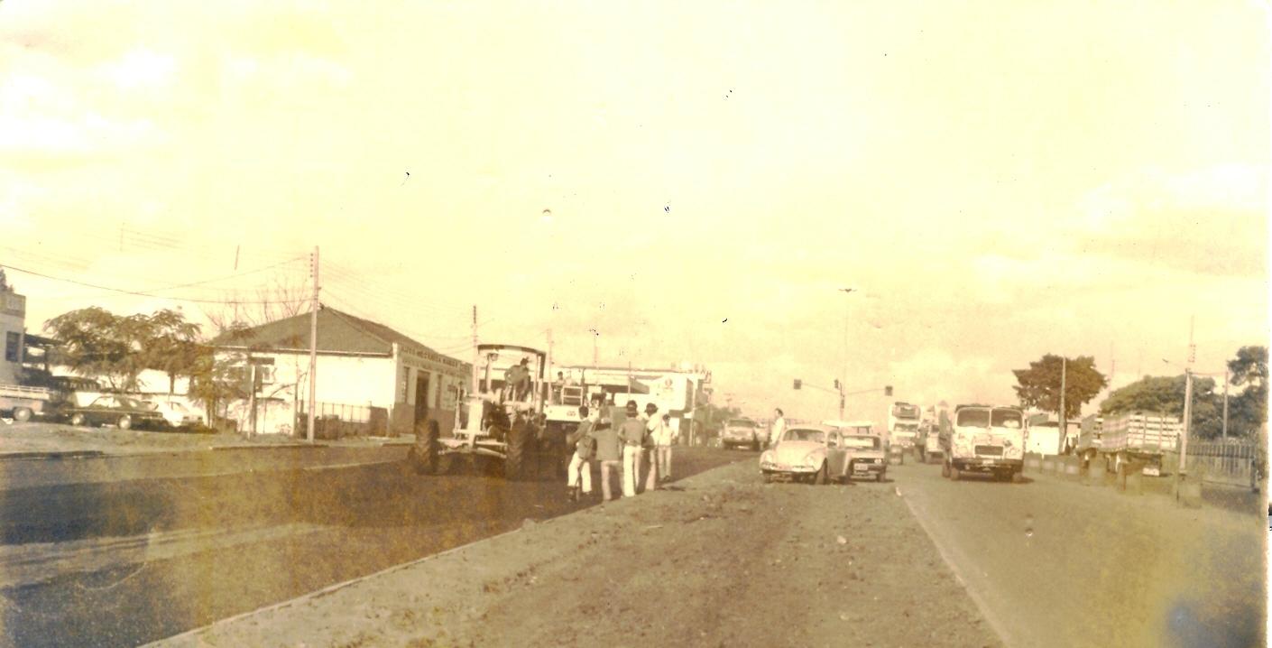 Avenida Colombo - 1985