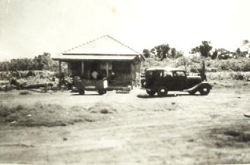 1º aeroporto de Maringá - 1949