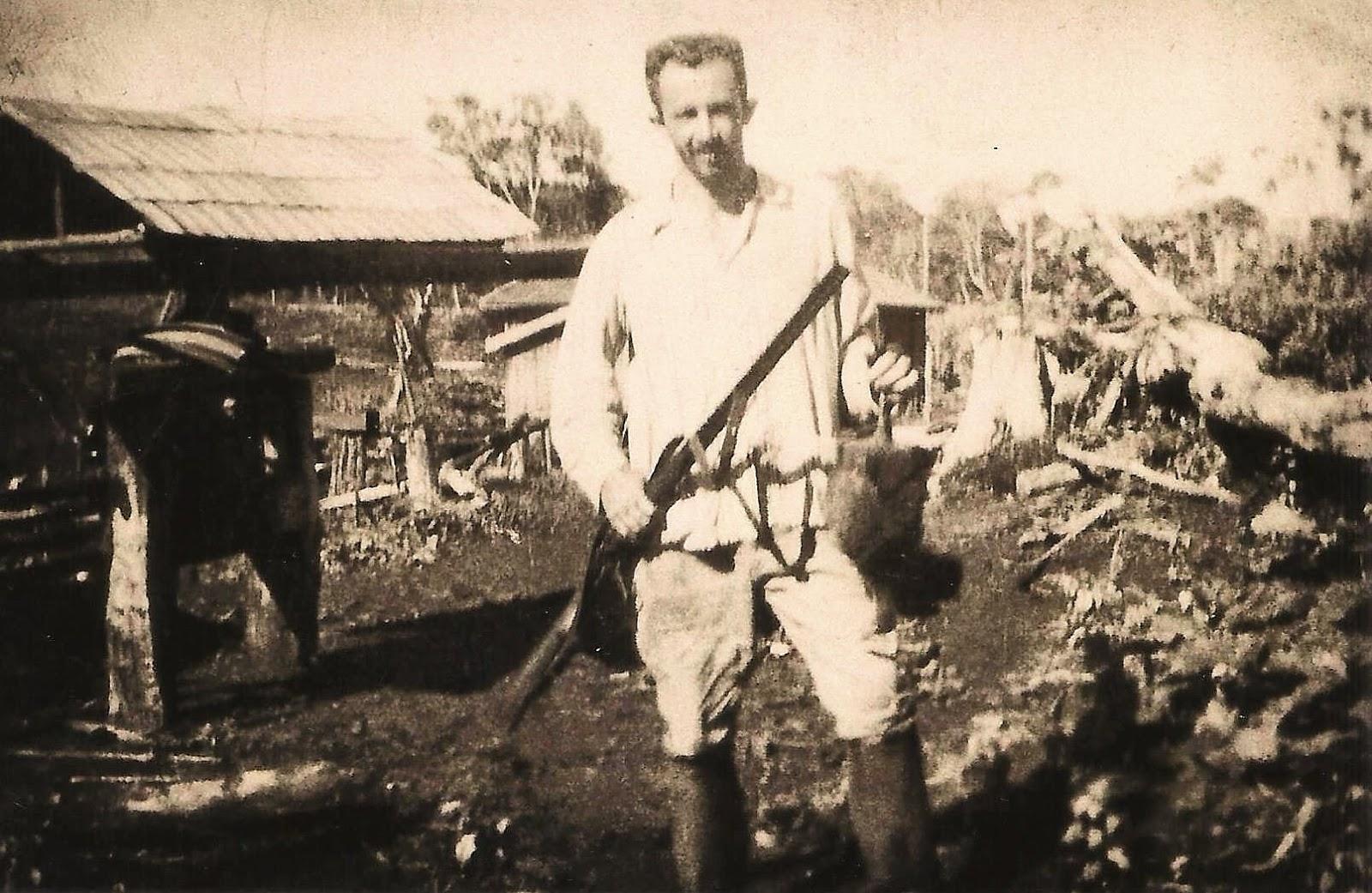 Rancho na Estrada Romeira - 1946
