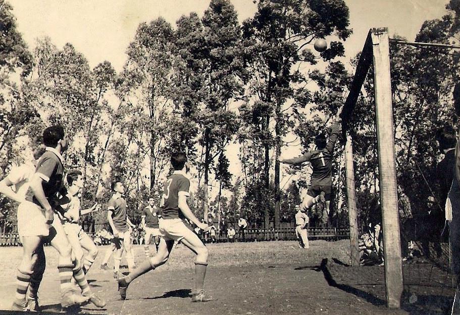 Campo dos Eucaliptos - 1962