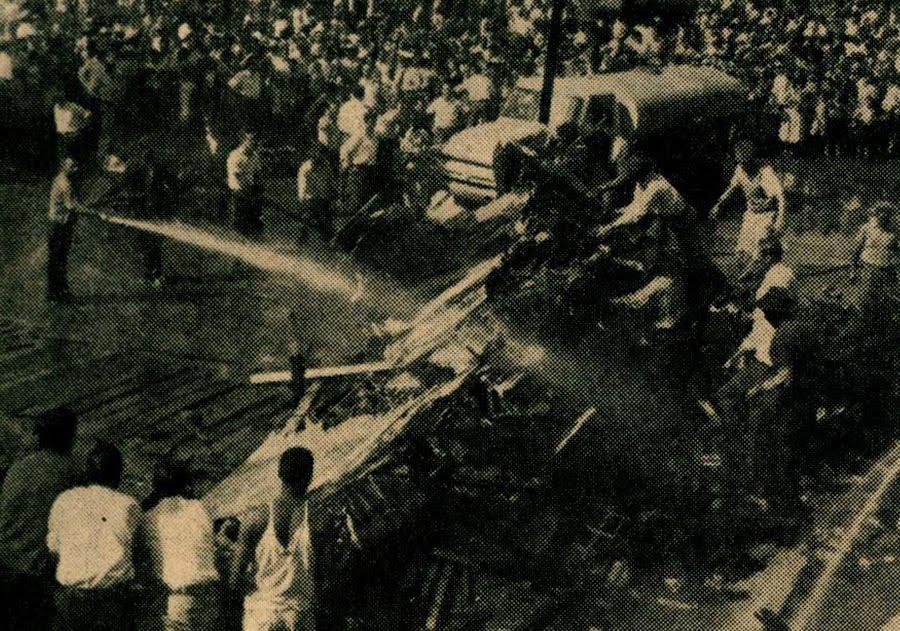 1º tragédia aérea de Maringá