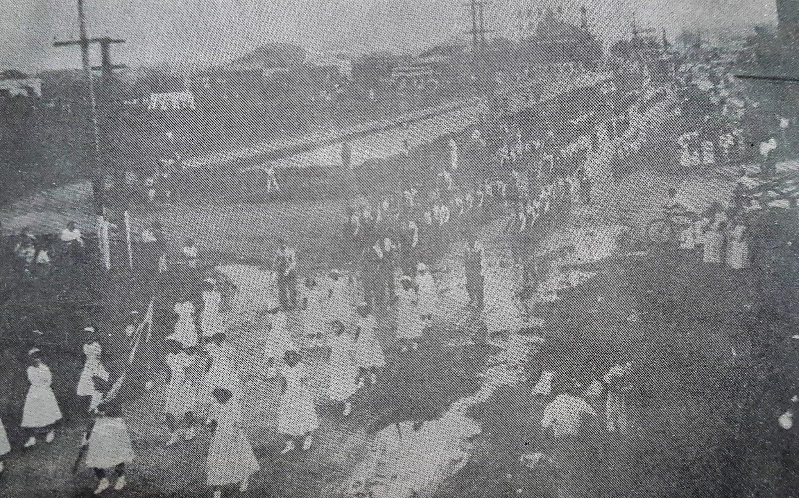 Aniversário de Maringá - 1953