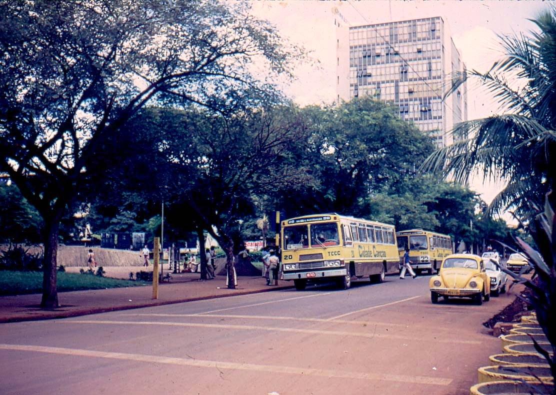 Rua Joubert de Carvalho - Década de 1980