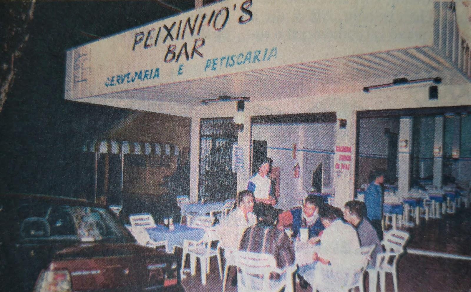 Peixinho's Bar - 1997