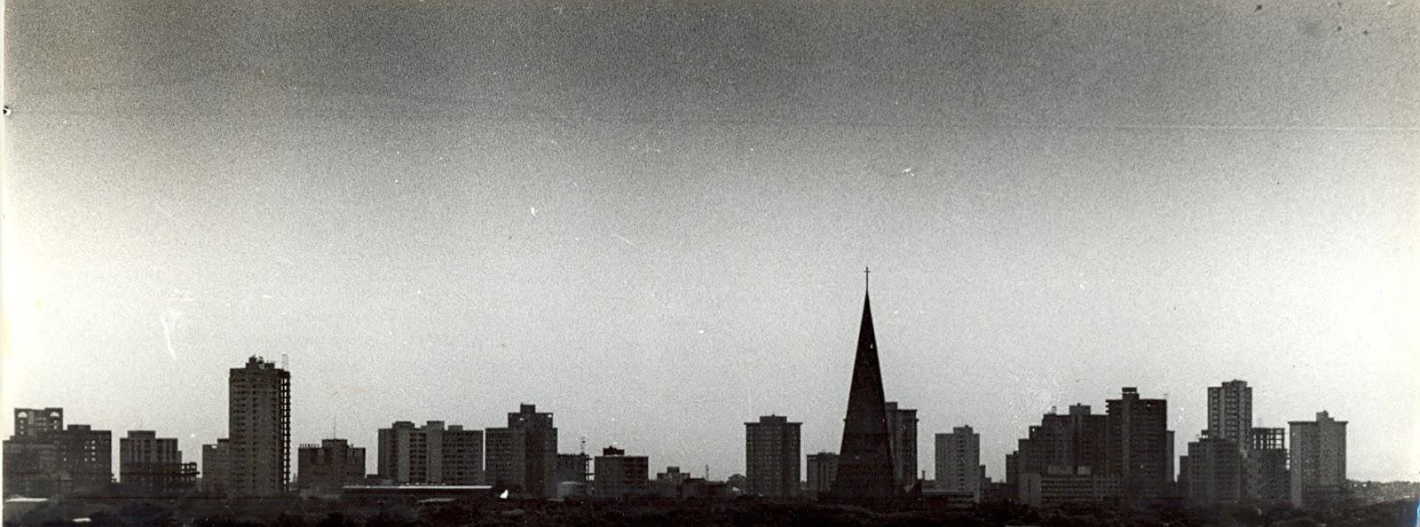 Verticalização de Maringá - Anos 1980
