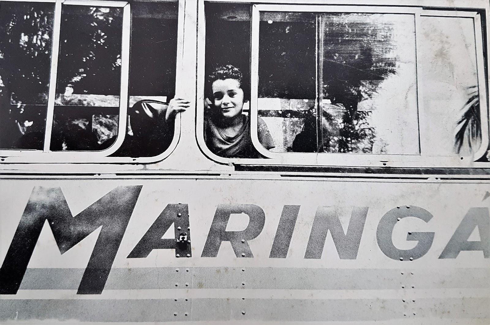 Garoto no ônibus - Anos 1990