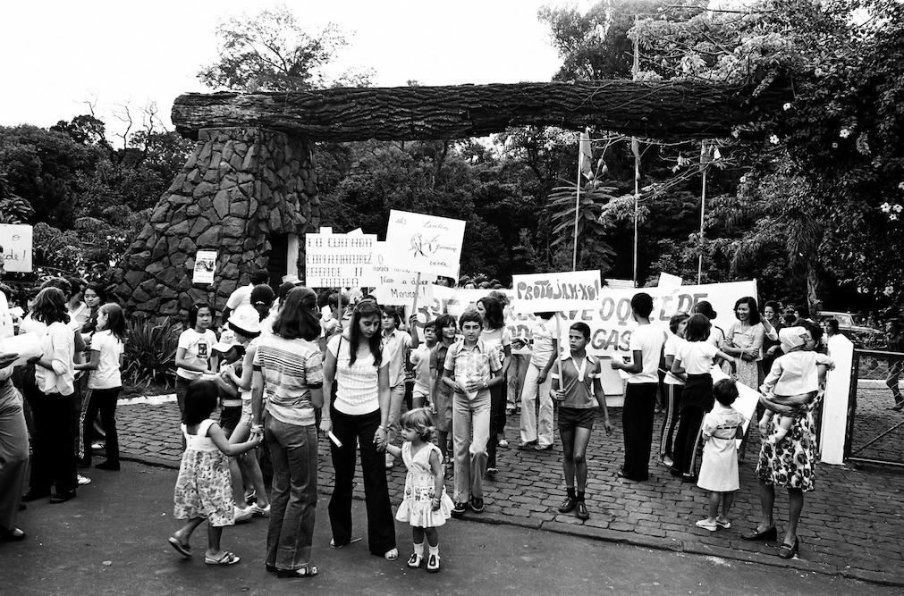 Campanha Ecológica - 1979