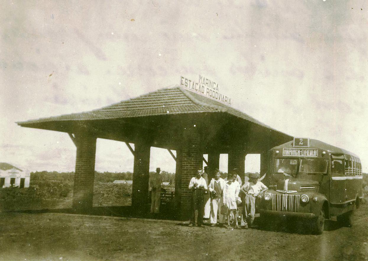 2º Estação Rodoviária de Maringá