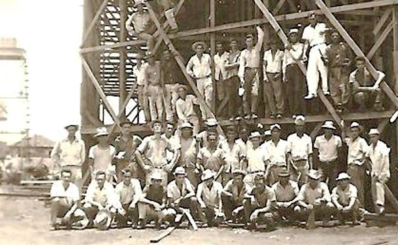 Reservatório da CODEMAR - Década de 1960