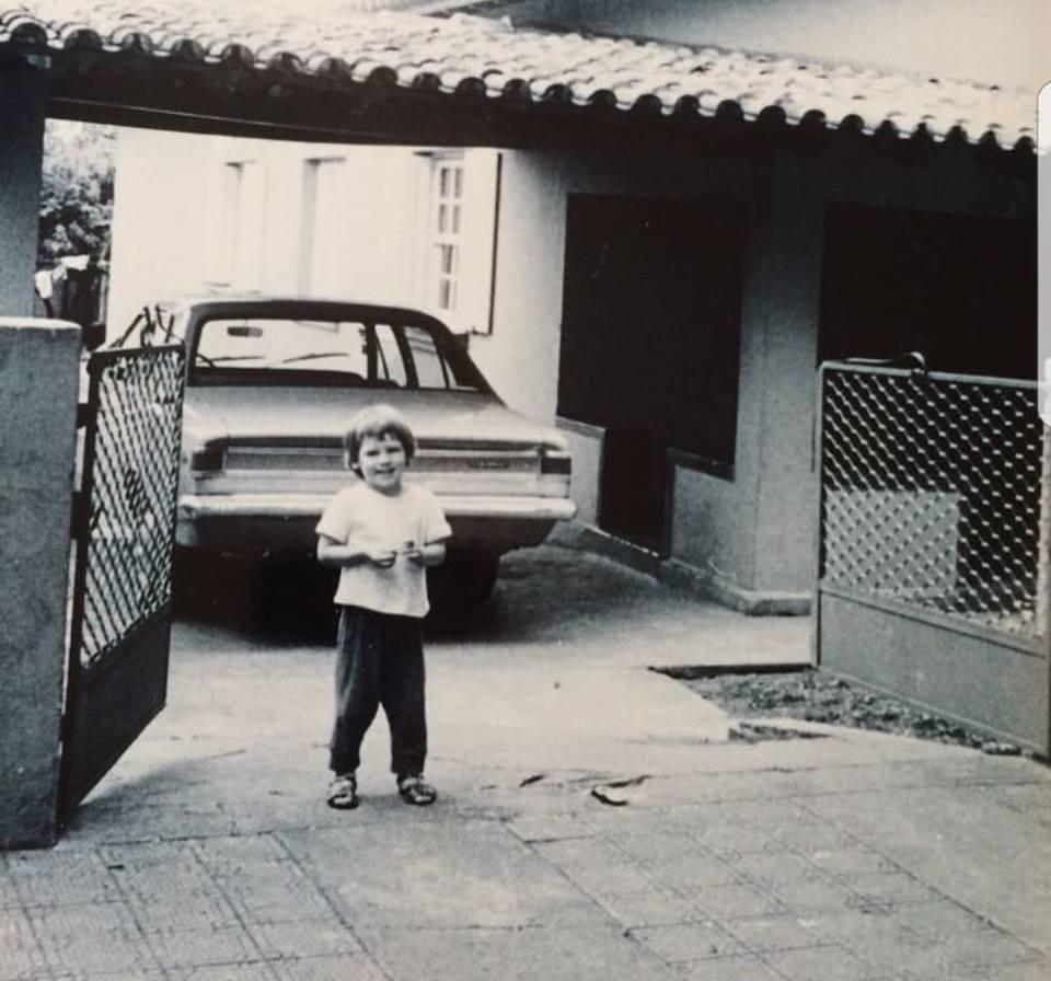 Celso Portiolli em Maringá - Década de 1960