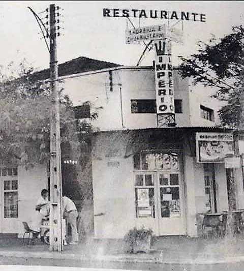 Restaurante Império - Década de 1960
