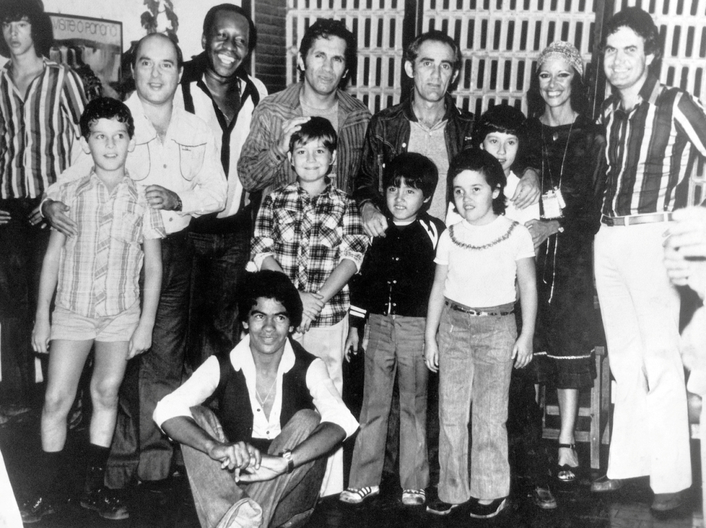 Os Trapalhões - Década de 1970