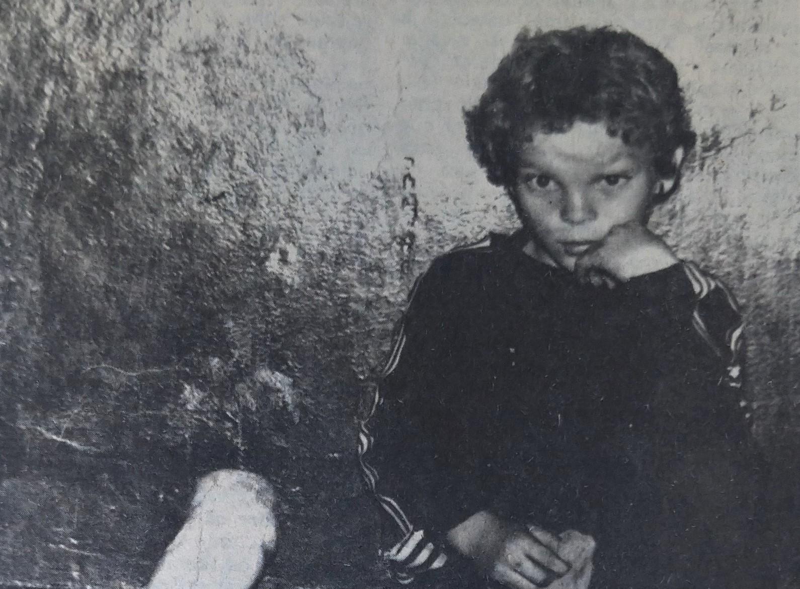 Garoto Wilson - 1985