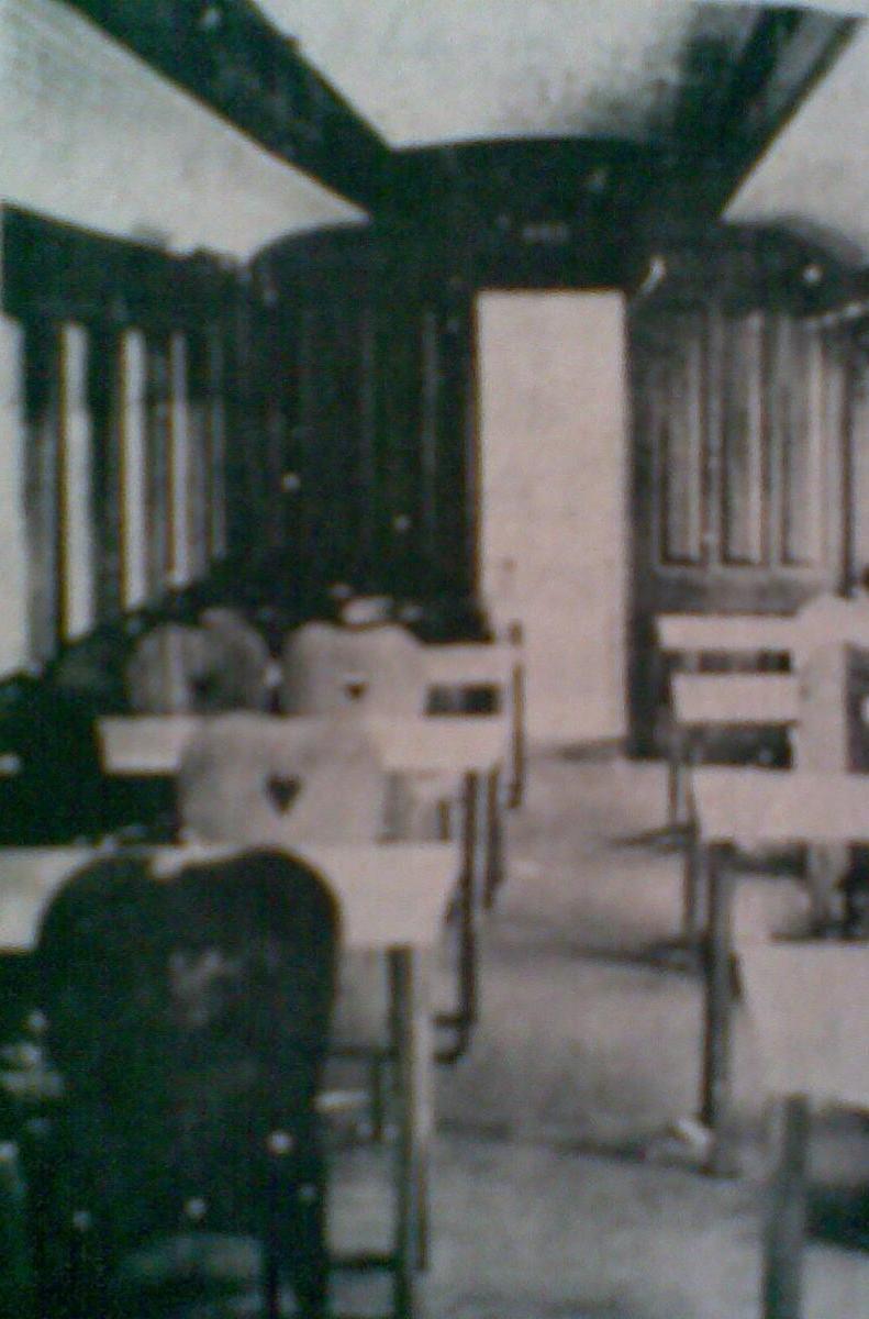 Lanchonete Ingá - 1977