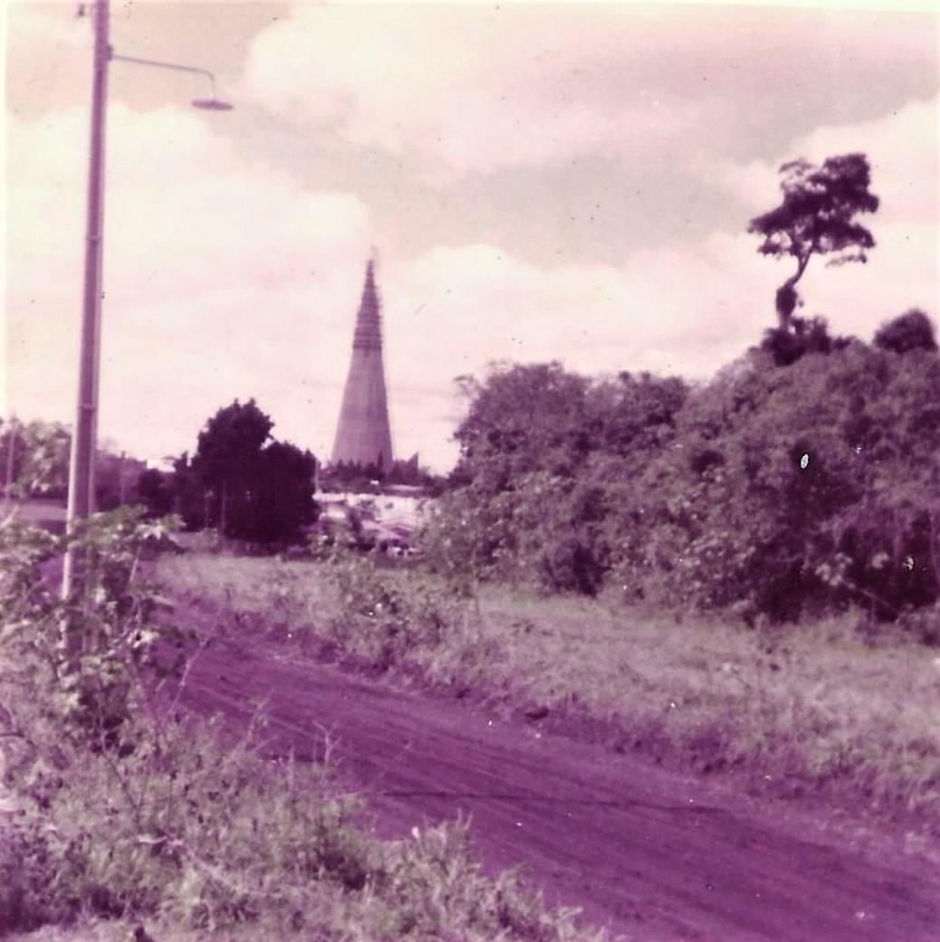 Avenida Nóbrega - Década de 1970