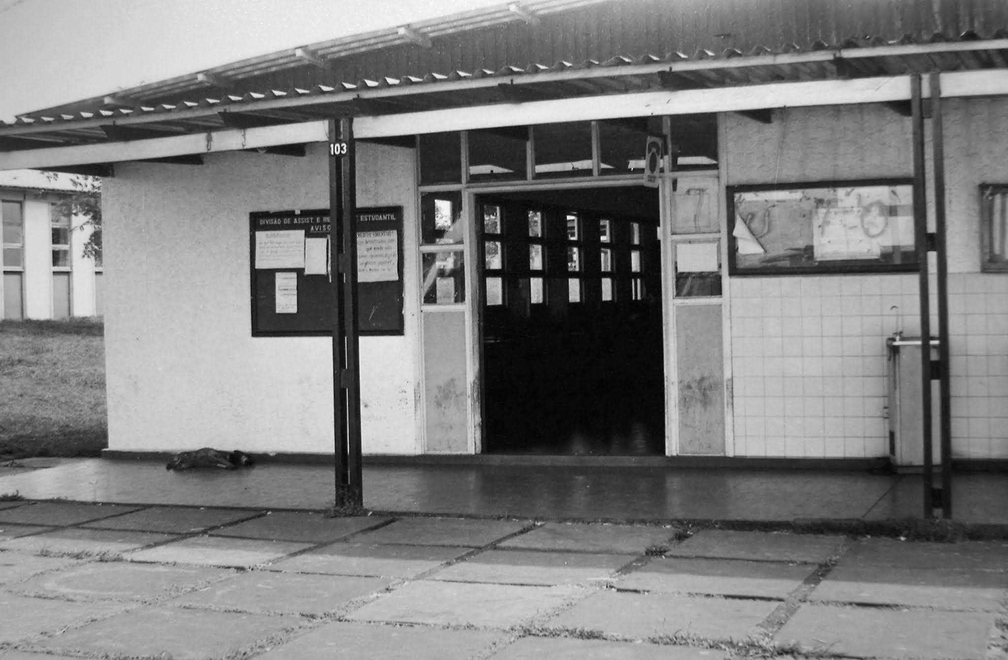 Cantina da UEM - 1975