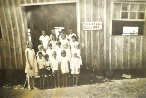 Escola Municipal Olavo Bilac - Anos 1960