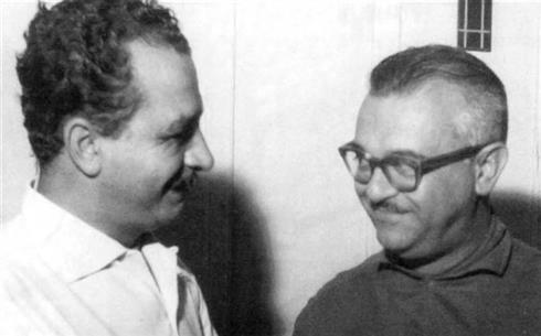 Luiz Moreira de Carvalho e João Paulino - 1964