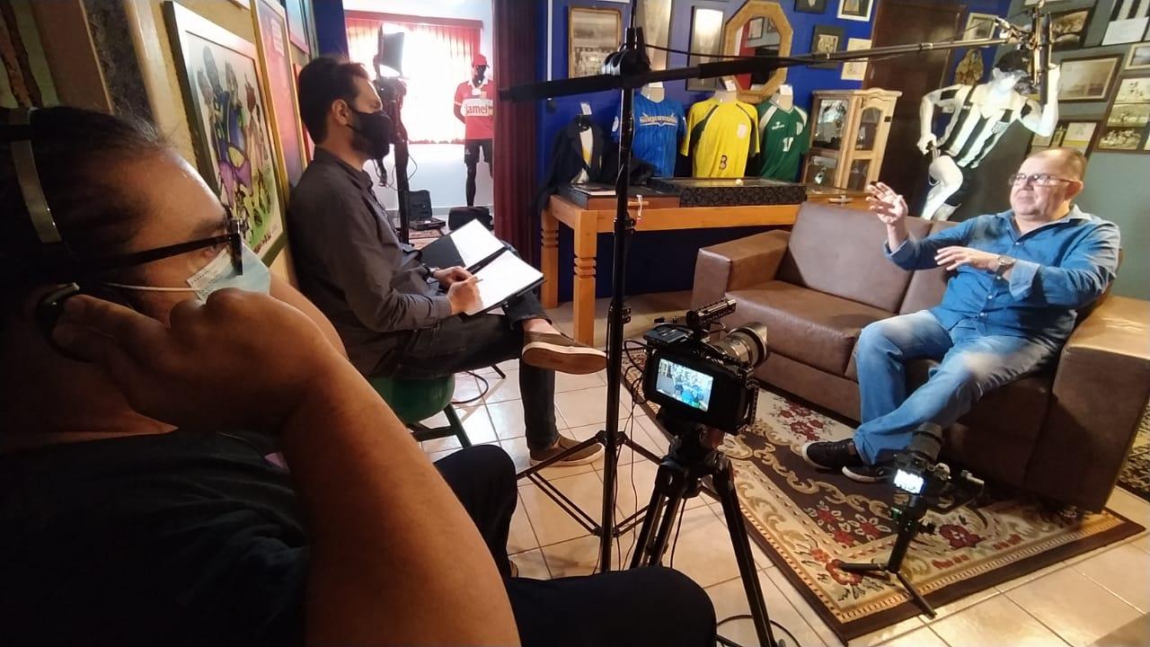 Novas entrevistas para o documentário sobre a história política de Maringá