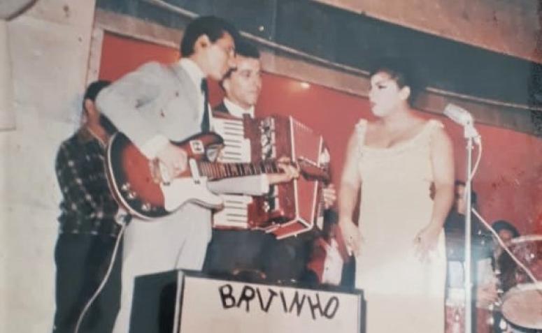 Britinho e Ângela Maria - 1967