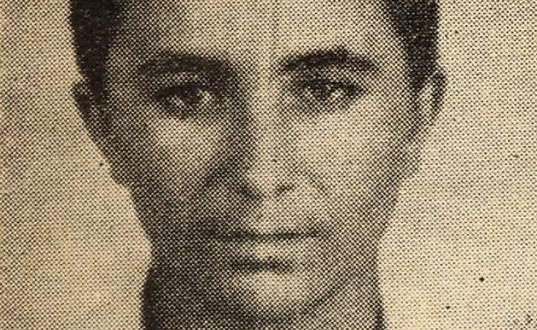 O rosto de Clodimar - 1967