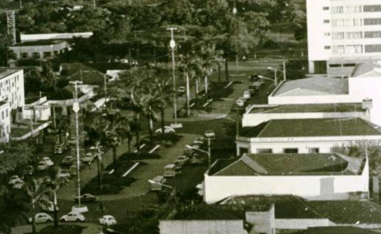 Avenida Duque de Caxias - 1971