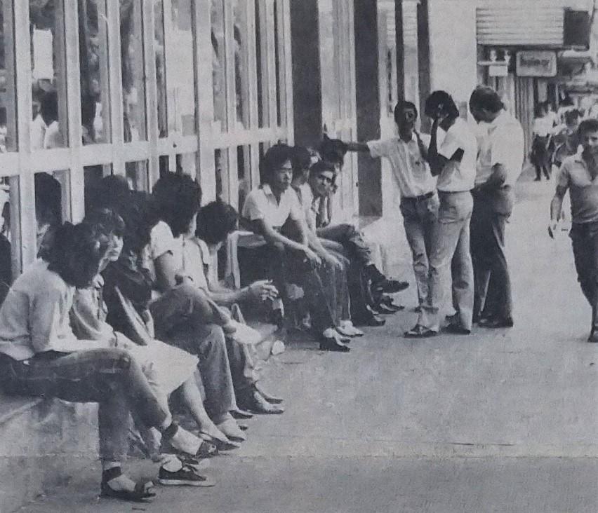Greve dos bancários - Setembro de 1985