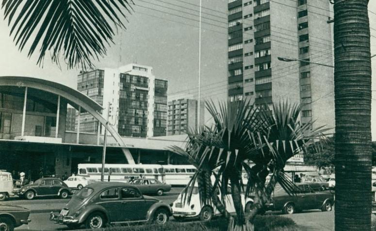 Avenida Tamandaré - Década de 1980