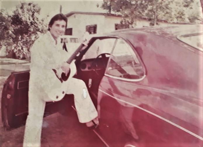 Britinho no IBM - 1975
