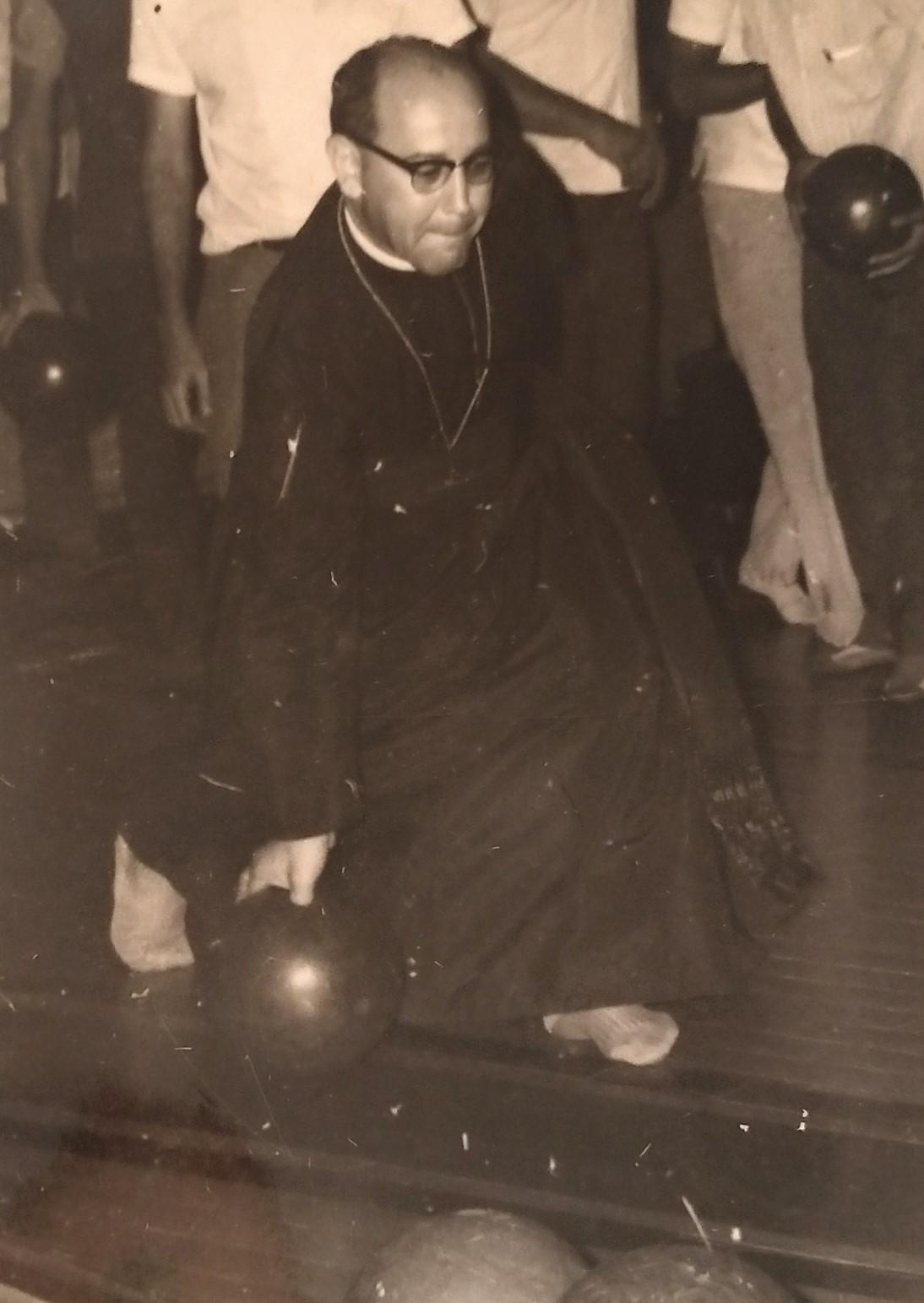 Dom Jaime no bolão - Década de 1960