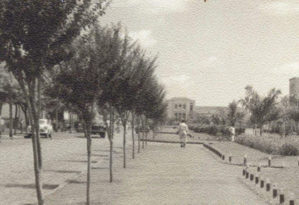 Avenida Getúlio Vargas - Estação Ferroviária