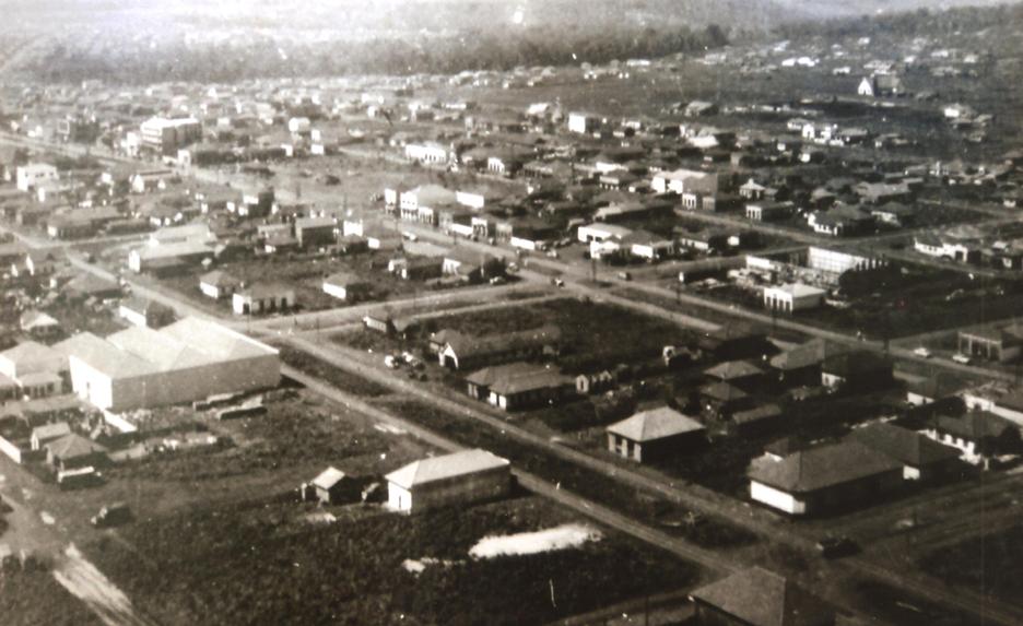 Maringá Novo - Início dos anos 1950