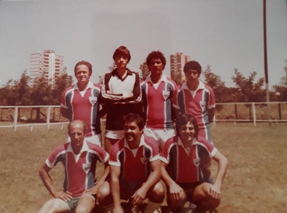 Associação dos Funcionários da RFFSA - Década de 1980