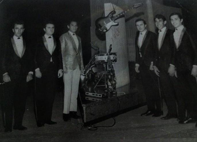Os Cometas - 1968