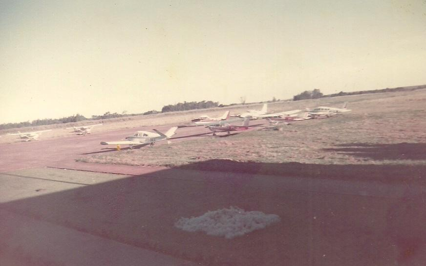 Aeroporto Dr. Gastão Vidigal - 1975