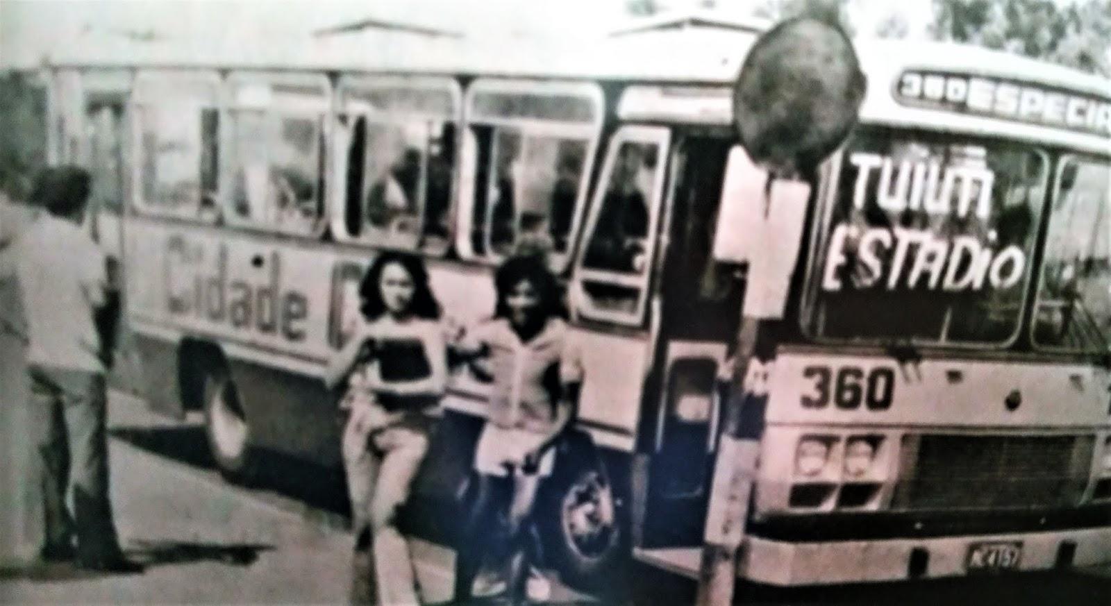 Linha Especial da TCCC - 1977