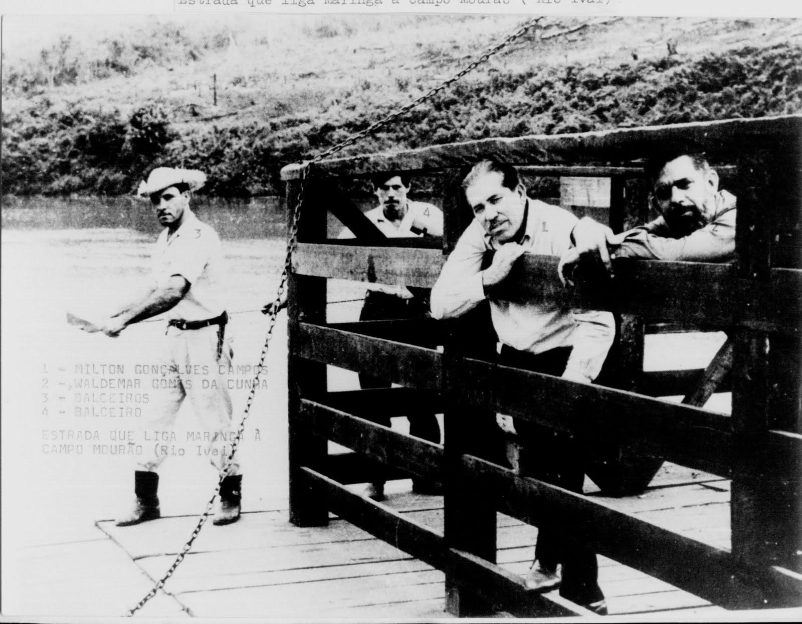 Pioneiros no Rio Ivaí