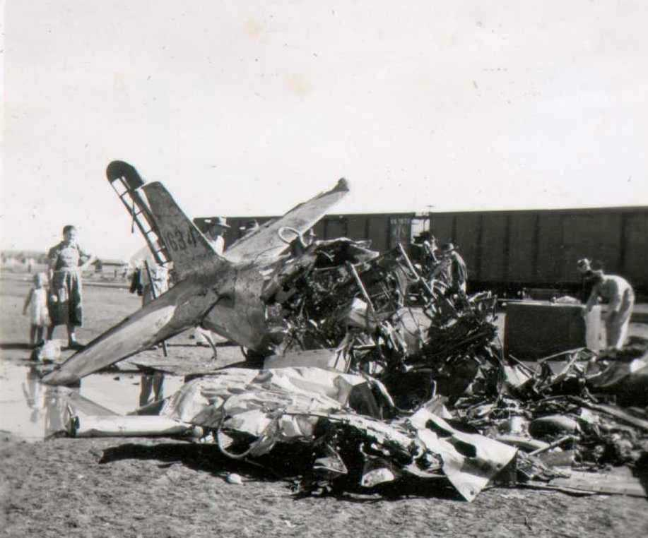 Flagrantes - Desastre aéreo - 10/05/1957
