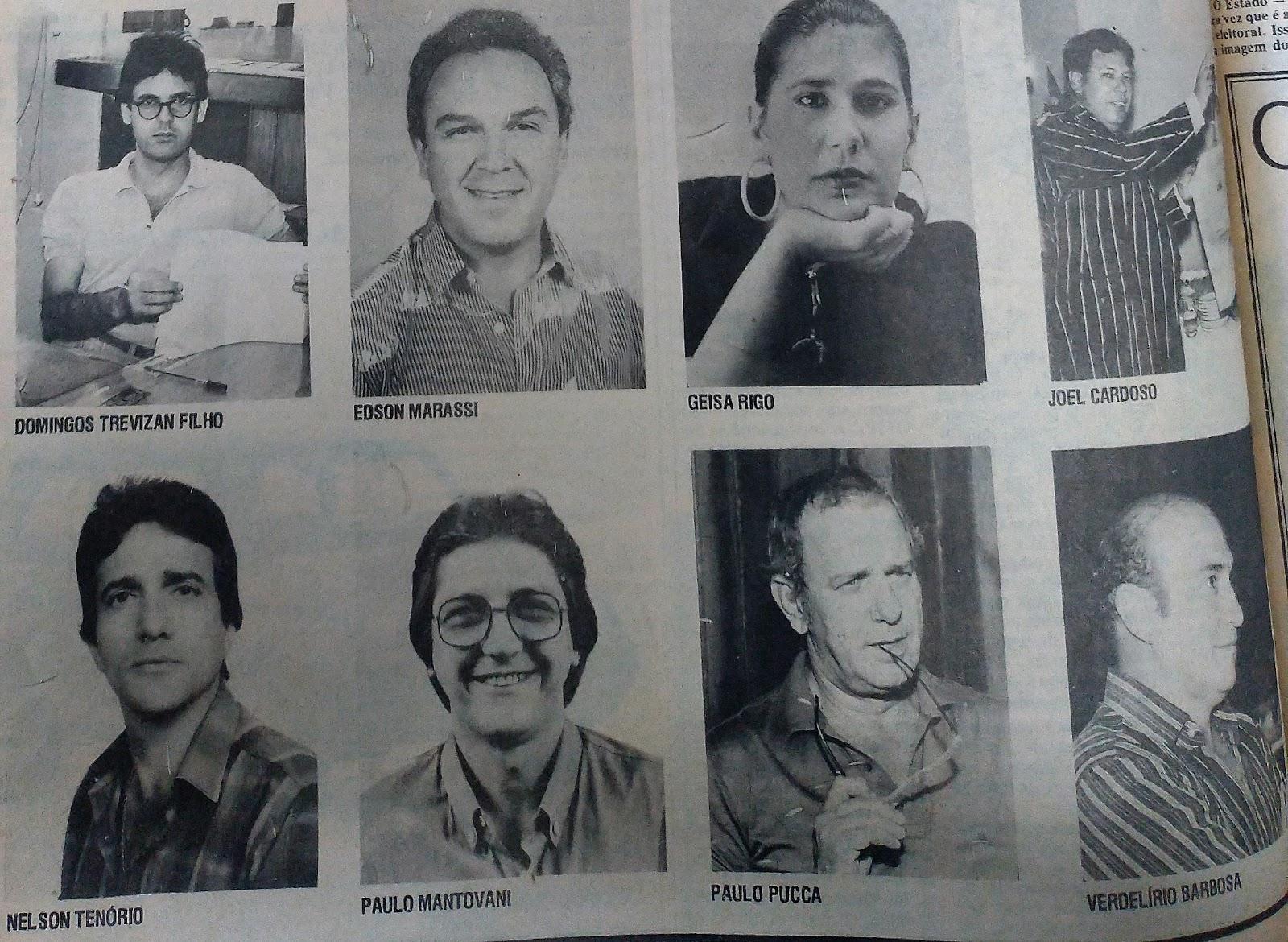 Início das atividades da TV Maringá - Dezembro de 1988