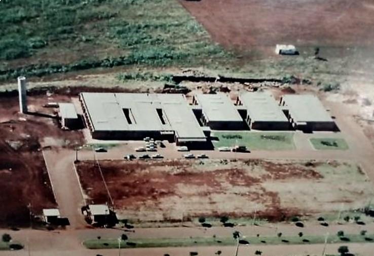 Hospital Universitário de Maringá - 1989