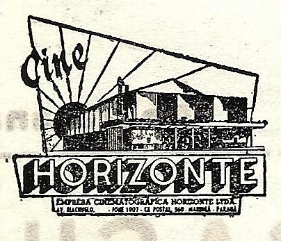 Anúncio: Cine Horizonte