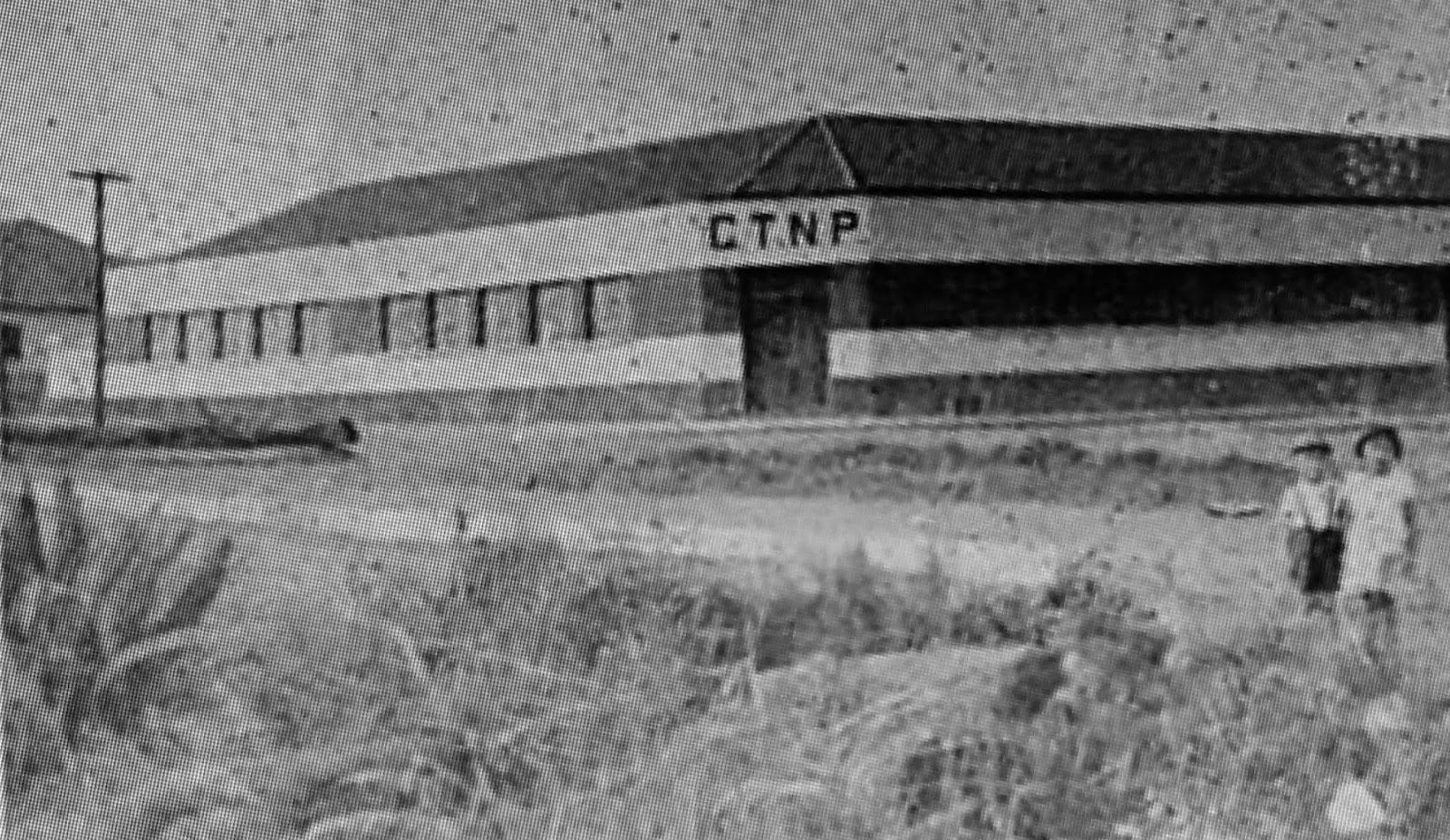 Sede da CTNP - Final dos anos 1940
