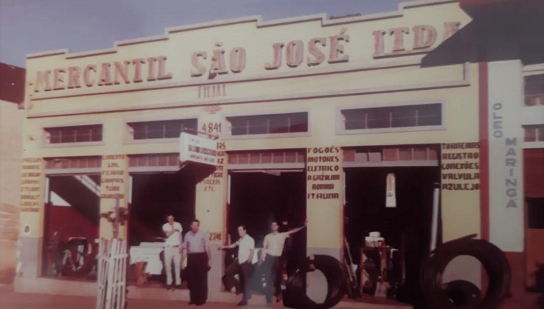 Mercantil São José - 1967