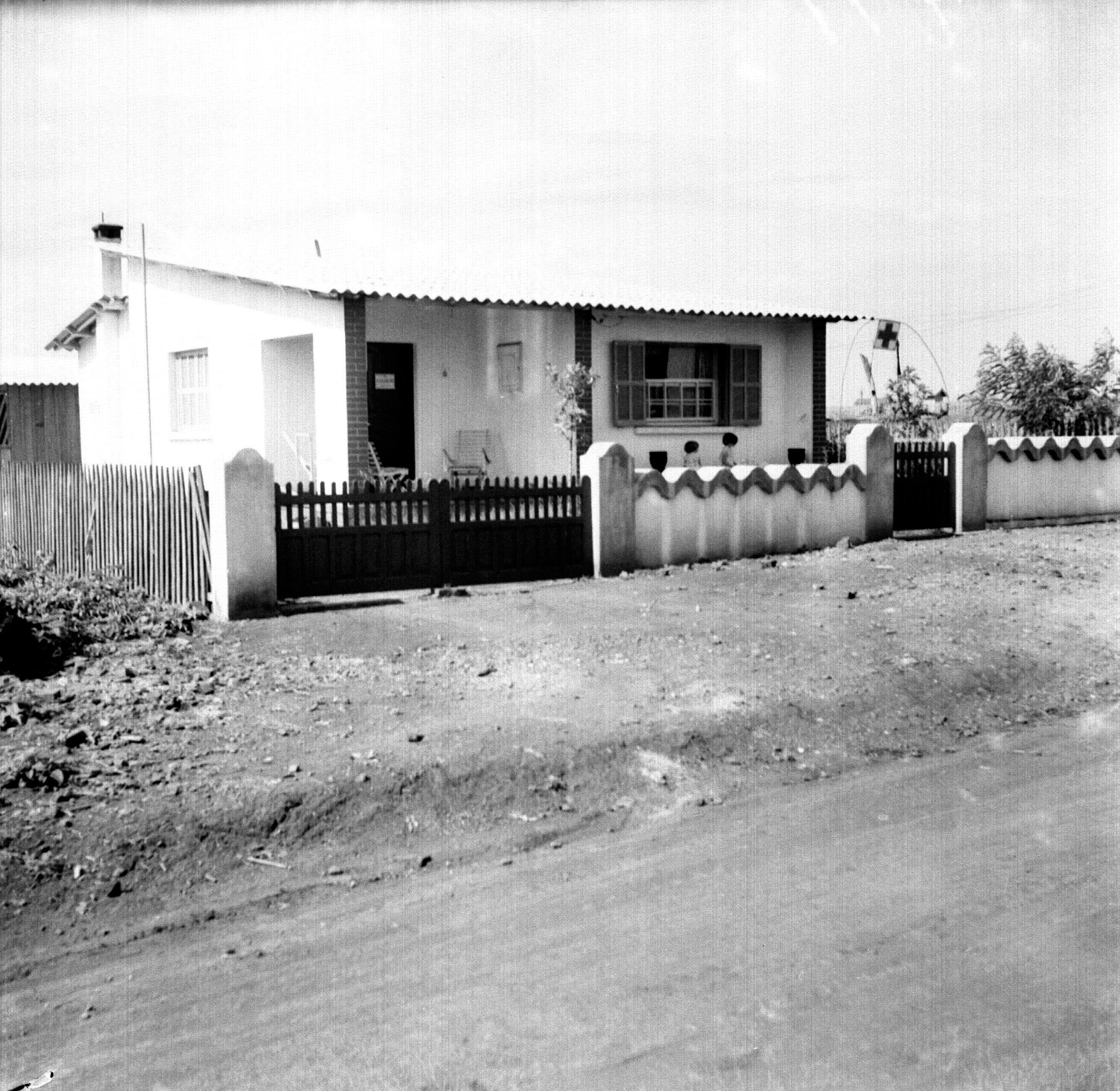Arquitetura residencial - Anos 1950