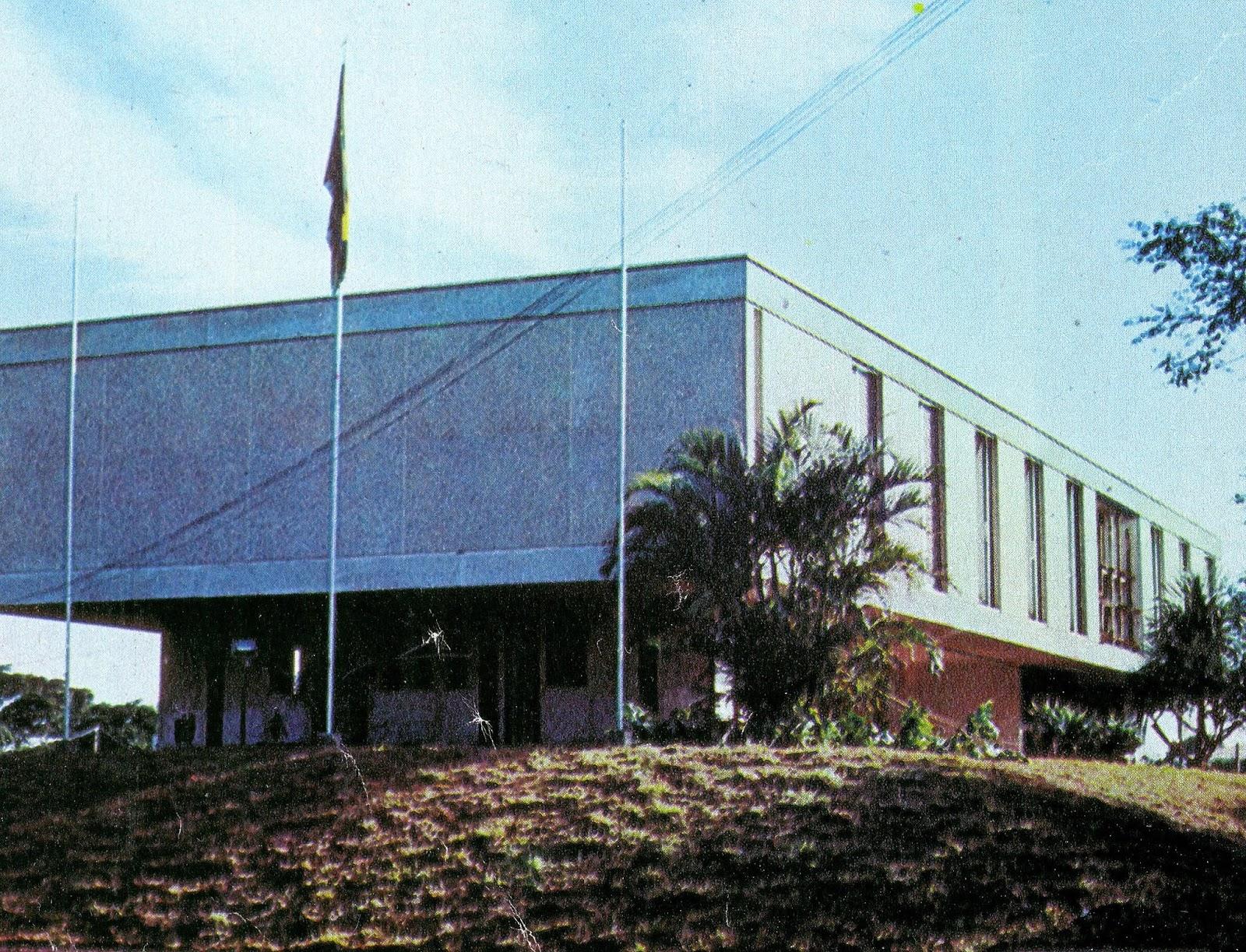 Gabinetes do Prefeito e do Vice-prefeito - 1972
