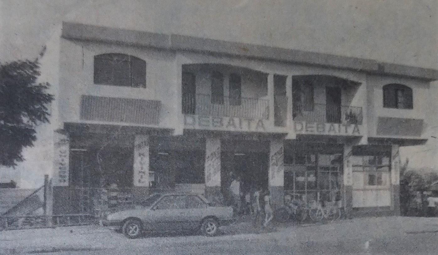 Debaita, Comércio de Materiais para Construção - 1985
